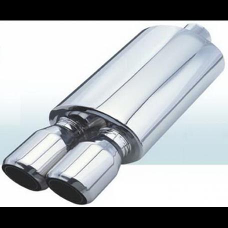 Прямоточный глушитель CarEx YFX-0645