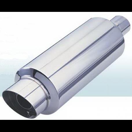 Прямоточный глушитель CarEx YFX-0638