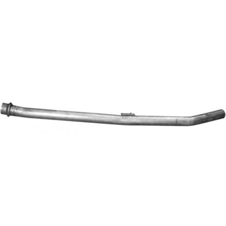 Средняя труба глушителя Ситроен С8 (Citroen C8) 2.0 HDi , 2.2 HDi 02-06 , Фиат Улиси II (Fiat Ulysse II) 2.0 JTD 2.2 JTD 02-06 , Лянча Федра (Lancia Pedra) 2.0 JTD, 2.2 JTD 02-06 Пежо 807 (Peugeot 807) 2.0 HDi , 2.2 HDi 02-06 (04.330) Polmostrow алюминиз