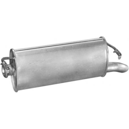 Глушитель Ситроен ХМ (Citroen XM) 2.0 kat 89-96 (04.67) Polmostrow алюминизированный