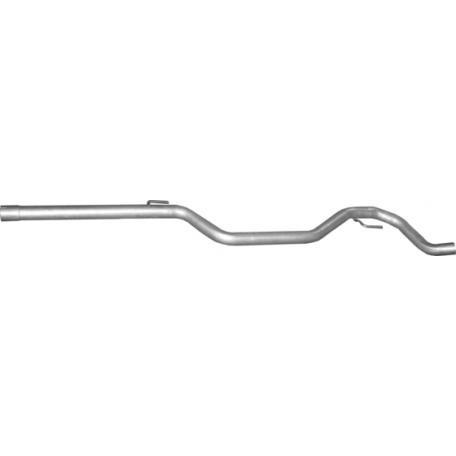 Глушитель Фиат Панда (Fiat Panda) 08; 09 79-86 45/45S/34 (07.09) Polmostrow алюминизированный