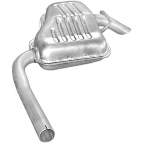 Глушитель Форд Мондео (Ford Mondeo) 2.0 16V prawy 93 -97 (08.233) Polmostrow алюминизированный