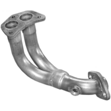 Приемная труба Форд Эскорт (Ford Escort) 1.4i 01/94 -01; 1.6i 06/92 -01/95; Форд Орион (Ford Orion) 1.6i 10/90 -08/92 (08.418) Polmostrow