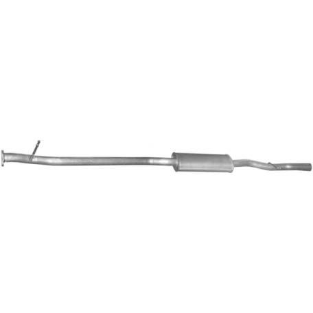 Резонатор Ниссан X-трейл (Nissan X-Trail) 2.0 3/2007 (15.19) - Polmostrow