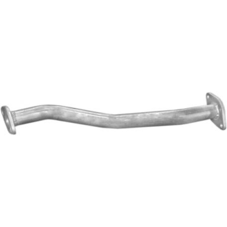 Труба средняя Ниссан Санни (Nissan Sunny) 1.4 (15.363) Polmostrow алюминизированный