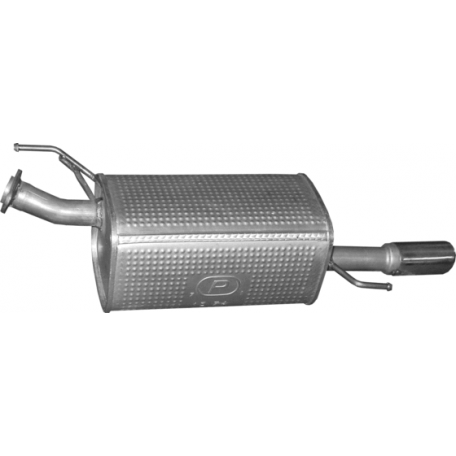 Глушитель задний Ниссан Джук (Nissan Juke) 1.6i 2WD (15.74) - Polmostrow