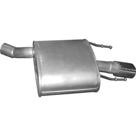 Глушитель Опель Инсигния (Opel Insignia) 2.0 D (Diesel) 3/2012 (17.351) - Polmostrow