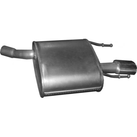 Глушитель для Opel Insignia 1.6i