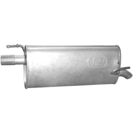Глушитель Опель Мерива А (Opel Meriva A) 1.6i MPV 03-04, 1.6i-16V MPV 03-05 (17.622)