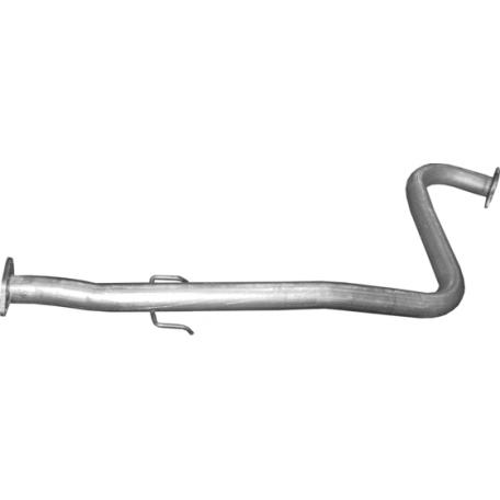 Труба средняя Rover 25/200/MG ZR (Ровер 25/200/МГ ЗР) 2.0 Turbo Diesel 96-06 (22.50) Polmostrow алюминизированная