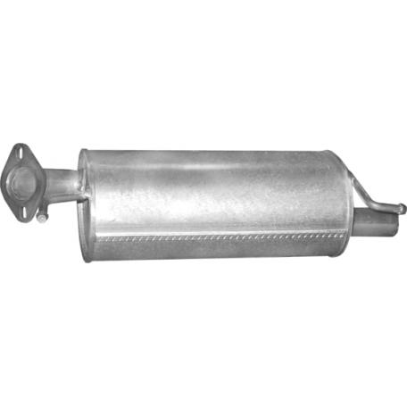 Глушитель Сузуки Свифт (Suzuki Swift) 1.3 D / 1.5 05 - (25.69) Polmostrow алюминизированный