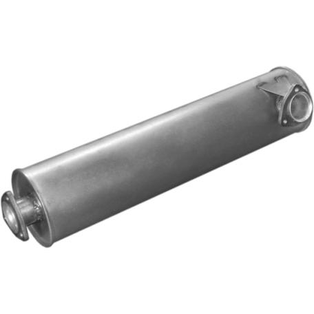 Глушитель Фольксваген ЛТ (Volkswagen LT) 86-89 (30.194) Polmostrow алюминизированный