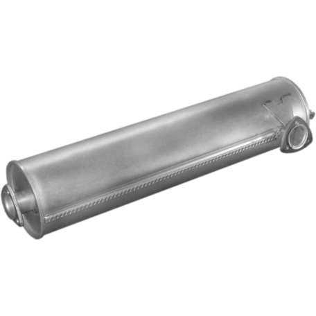 Глушитель Фольксваген ЛТ (Volkswagen LT) 28/31/35/40/45/50 82-89 Diesel (30.29) Polmostrow алюминизированный