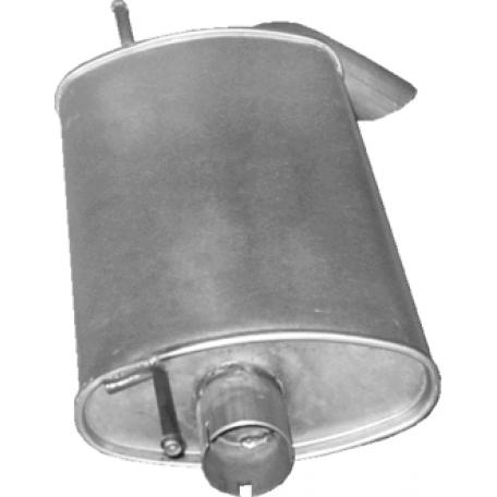 Глушитель Крайслер Неон (Chrysler Neon) 2.0 94-99 Польша (45.12) Polmostrow алюминизированный